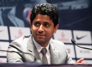 Club President Al-Khelaifi - the man to take PSG to the very top