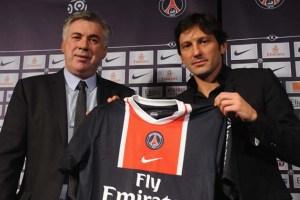 Carlo Ancelotti Joins Paris Saint Germain FC - Press Conference