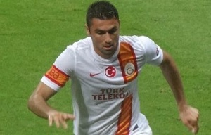 Turkish delight - Yilmaz voted as UEFA's Player of the Group Stages