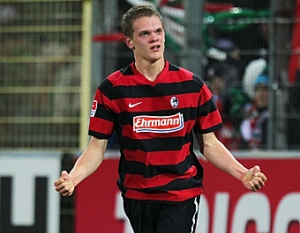 Giant Ginter could be the new German phenom