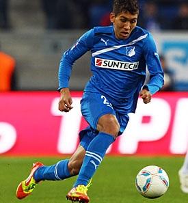 Hoffenheim's big hope