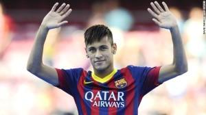 <> at Camp Nou on June 3, 2013 in Barcelona, Spain.